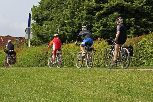 Kerékpározás a Szigetközben